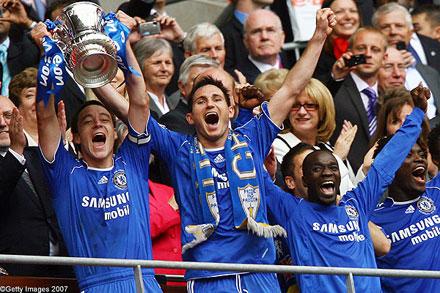 FA Cup winners 2007