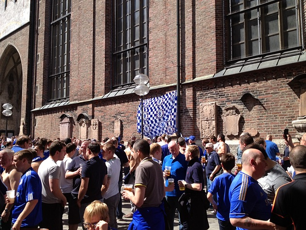 Augustiner am Dom - Chelsea enclave...