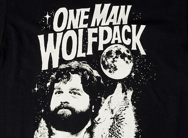 One-Man Wolf Pack