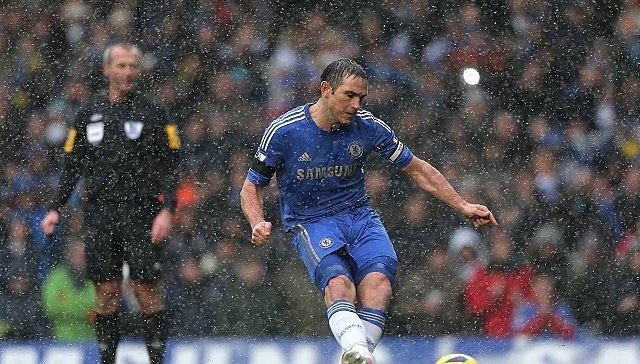 Frank Lampard's Top 3 Performances for Chelsea