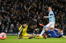 Permanent Link to Manchester City 2-0 Chelsea - Lethargic and Lacklustre