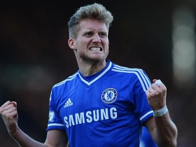 Permanent Link to Fulham 1-3 Chelsea - Schurrle Spark