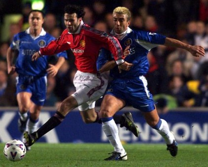 Petrescu Vs Manchester United