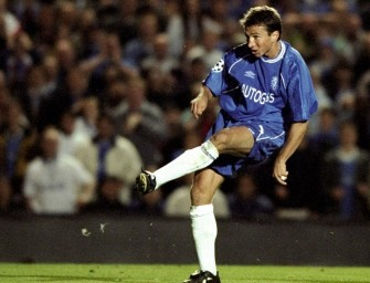 Chelsea Legends Series Pt.1 – Dan Petrescu