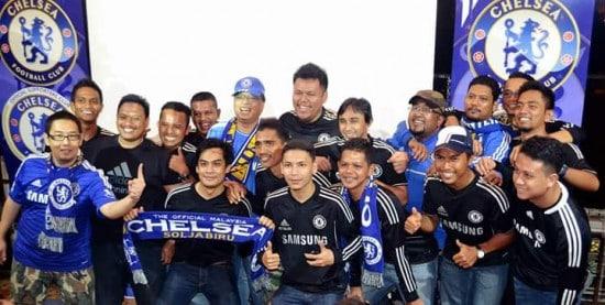 Soljabiru Malaysian Chelsea Supporters' Club