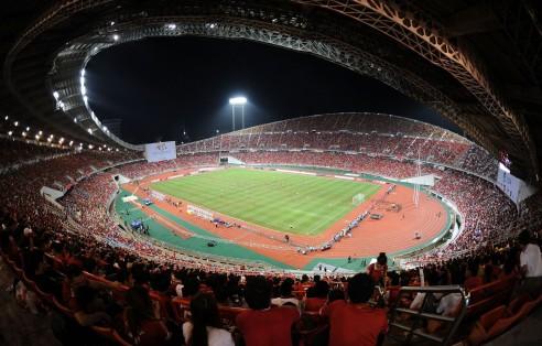 Rajamangala Stadium, Bangkok