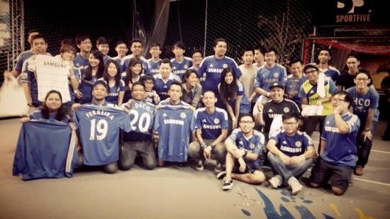Chelsea Singapore Supporters Club