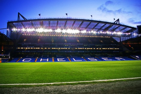 Stamford Bridge West Stand