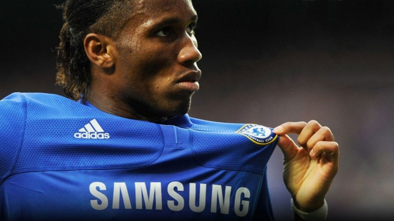 big sale 1199f 4977c Didier Drogba: A Chelsea Legend PLUS His Best Goals