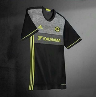 Chelsea 3rd kit rumoured 2016/17