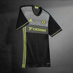 Chelsea 3rd kit rumoured 2016/17
